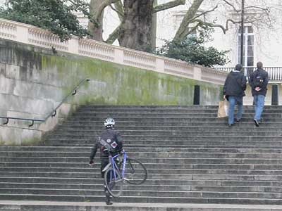 Duke of York steps
