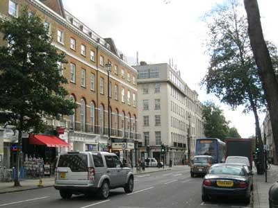 Baker Street (south)