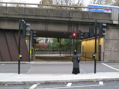 Harrow Road crossing
