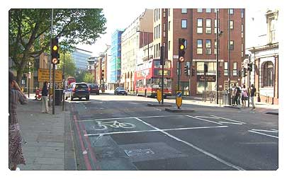 Vauxhall Bridge Road